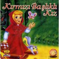 KIRMIZI BAŞLIKLI KIZ ÇİZGİ FİLM CD