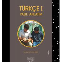 Türkçe I Yazılı Anlatım