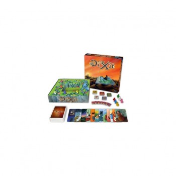 Hayalini Anlat! (DiXit) -Game of the Year Ödüllü