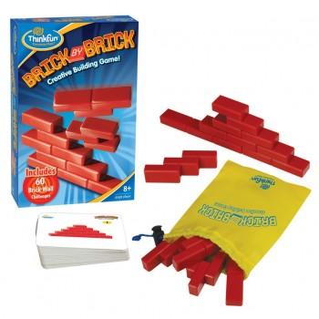 Tuğla Örme (Brick by Brick) Yaş:8-99