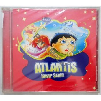 ATLANTİS KAYIP ŞEHİR ÇİZGİ FİLM CD