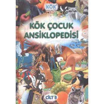 Kök Çocuk Ansiklopedisi 5. CİLT