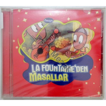 LA FOUNTAINE'DEN MASALLAR ÇİZGİ FİLM CD
