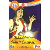 ALAADDİN'İN SİHİRLİ LAMBASI ( İNTERAKTİF MASALLAR KİTAP+CD)