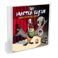 BAY HARİKA KUŞ'UN MACERALARI ÇİZGİ FİLM CD