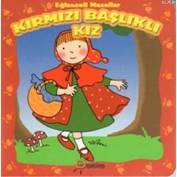 Eğlenceli Masallar - Kırmızı Başlıklı Kız - Yap-boz'lu (3-6 Yaş)
