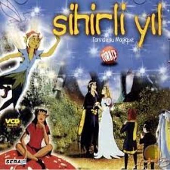 SİHİRLİ YIL ÇİZGİ FİLM CD