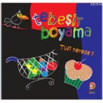 Tebeşir Boyama-8 Kitap